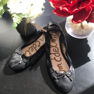 Sam Edelman leather flats